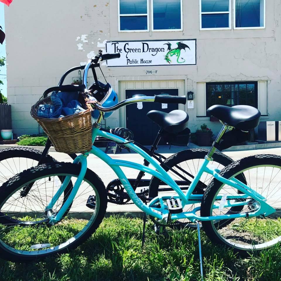 Bike Club Sinking Creek Farm